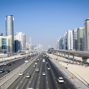 Sheikh Zayed Road diversion works to begin this month