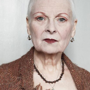 Juergen Teller shoots Vivienne Westwood for her new book