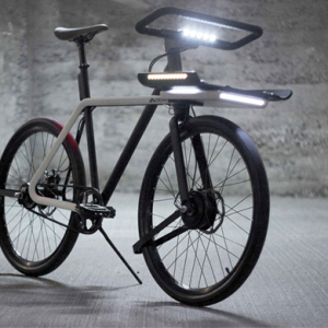 Introducing 'The Denny' – the bike of the future