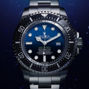The Deepsea D-Blue Dial by Rolex for James Cameron