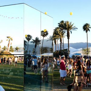 Buro 24/7 Middle East Exclusive: StyleBop.com x Coachella
