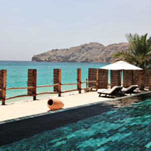 Six Senses Zighy Bay: the rugged beauty of Oman