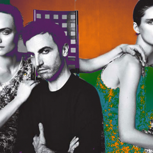 Nicolas Ghesquière talks about his new post at Louis Vuitton for the first time