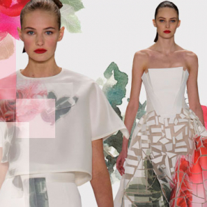 New York Fashion Week: Carolina Herrera Spring/Summer 15