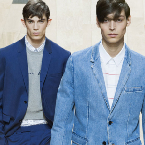 Paris Men's Fashion Week: Dior Homme Spring/Summer 15