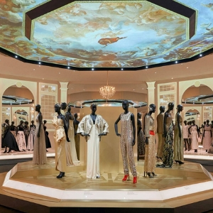The Christian Dior: Designer of Dreams exhibition is extending till September