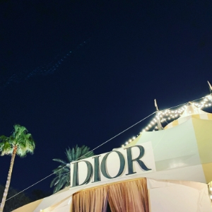 Dior's Haute Couture S/S'19 show happened in Dubai and it was epic