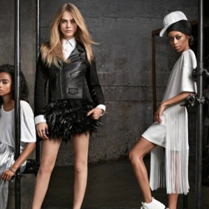 First look: DKNY Cruise 15 with Cara Delevingne