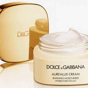 Dolce & Gabbana launching a line of skincare products
