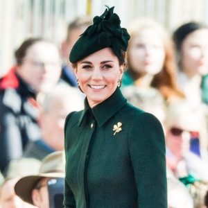 Kate Middleton's Alexander McQueen coat dress is so St. Patrick's Day