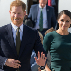 FYI, you can buy tickets to an upcoming event that the Duke and Duchess of Sussex will be at...
