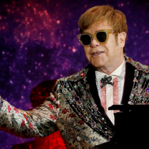 Gucci to design Elton John's farewell tour wardrobe