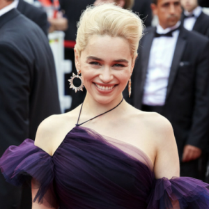 "Emilia Clarke wants everyone to stop saying ""strong female leads\"""
