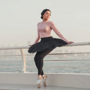 Exclusive: In conversation with Engy El Shazly, the first Arab hijabi ballerina