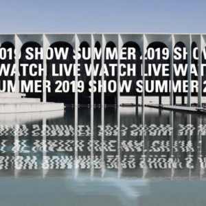 Live stream: Watch the Ermenegildo Zegna S/S '19 Couture show live from Milan