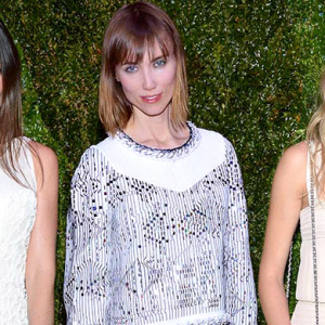 The Tribeca Chanel Artist Dinner 2014 in New York
