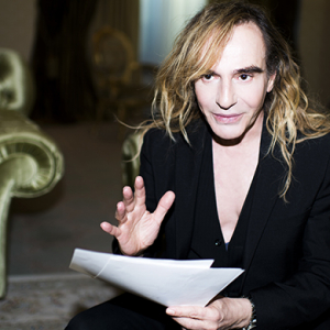 Buro 24/7 Interview: John Galliano