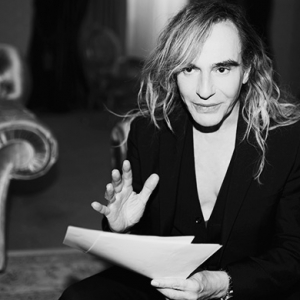 Rumour alert: Does John Galliano have a new job with Maison Martin Margiela?