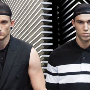 Paris Men's Fashion Week: Givenchy Spring/Summer 15