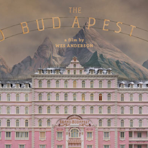 'The Grand Budapest Hotel' by Wes Anderson