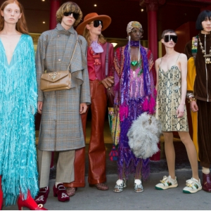 Gucci establishes new initiatives focused on diversity and awareness, including talent scholarship in Dubai