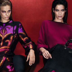 First look: Gucci Spring/Summer 14 - the full campaign