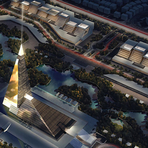 Egyptian government reveals plans for new pyramid tower in Cairo