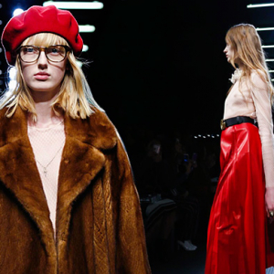 Milan Fashion Week: Gucci Autumn/Winter 15