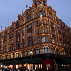 Harrods makes Farfetch its new e-tail partner