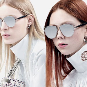 Presenting Dior's sharp new Technologic sunglasses for Spring/Summer 15