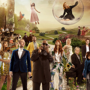 Pharrell Williams, Sam Smith, Florence Welch and more star in BBC Music video