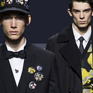 Paris Fashion Week Menswear AW15: Dior Homme