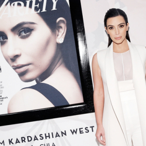 Speeches + Pictures: Kim Kardashian, Lena Dunham and more attend Variety 'Power of Women' luncheon