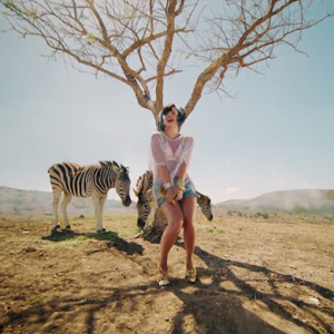 Watch now: Lily Allen's new single and video 'Air Balloon'