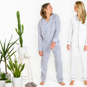 A new sleepwear line for night and day