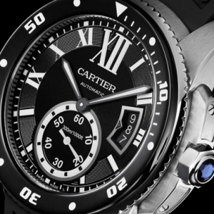 Cartier release its first underwater watch – the Calibre de Cartier Diver
