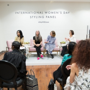 These four powerhouse women hosted a styling session at Harvey Nichols – Dubai