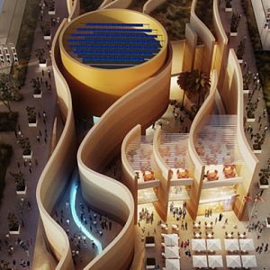 Revealed: The UAE Pavilion for Milan Expo 2015