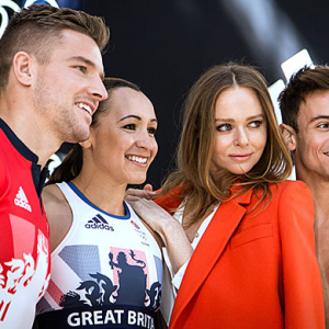 Stella McCartney unveils Team GB's kits for Rio