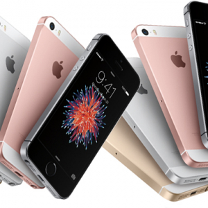 Apple launches the iPhone SE