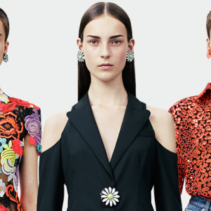 First look: Christopher Kane Cruise 2014/15