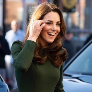 The Duchess of Cambridge reveals her next project