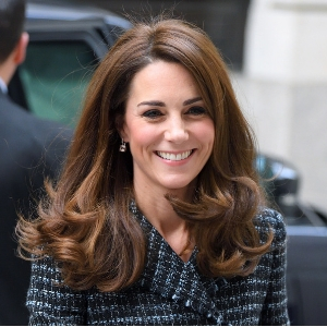 Kate Middleton had a seriously stylish afternoon/evening yesterday