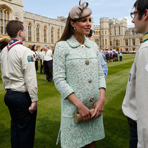 British Monarchy confirms Kate Middleton's pregnancy