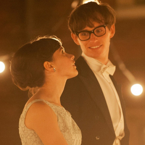 The first trailer for the Stephen Hawking biopic is here