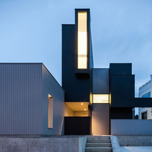 The 'Scape House' by Kouichi Kimura Architects in Japan
