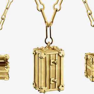 Louis Vuitton's Petites Malles trunk pendants
