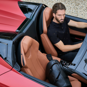 Lamborghini launches new fashion collection for men