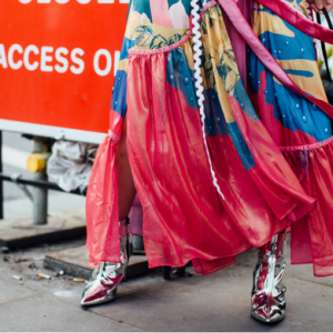 Part one: The best street style looks from London Fashion Week