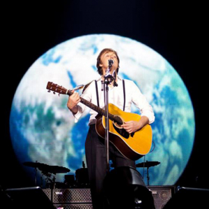 Listen now: Paul McCartney, Bon Jovi, Nicole Scherzinger and more release charity climate change single